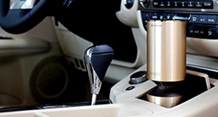MP-C20U小巧,更是美麗隨時為個人帶來純淨舒適的空間